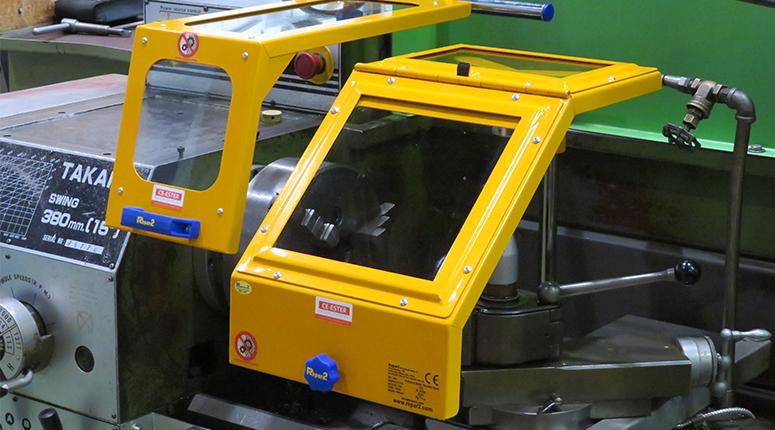 CE-ESTER - Beschermkap Draaibank - Header afbeelding