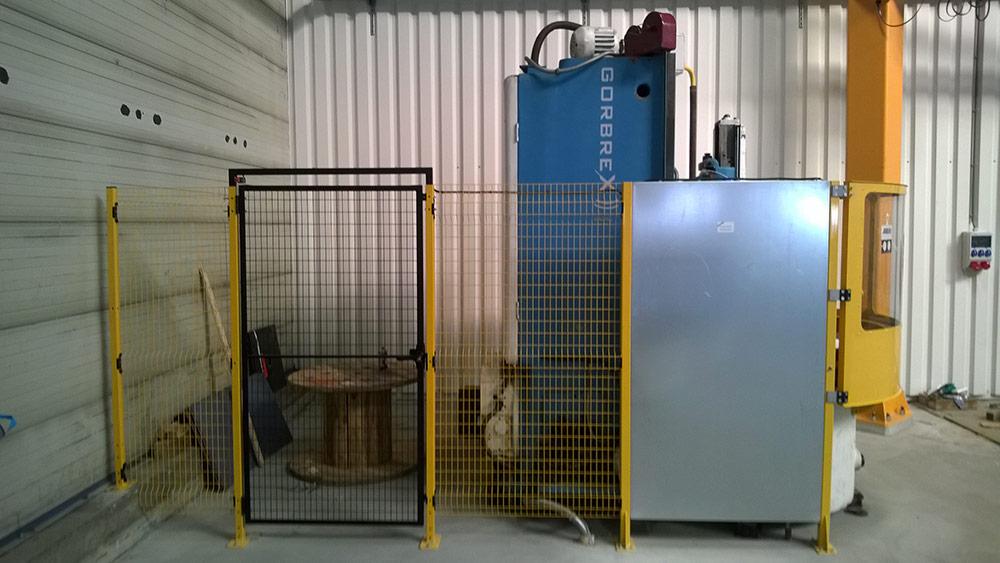 CE-ESTER - Beschermkap Draaicarrousel