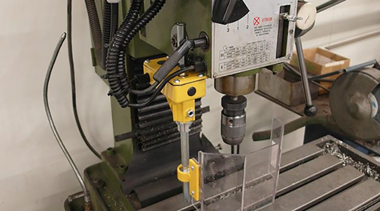 CE-ESTER - Beschermkap kolomboormachine - Beveiliging