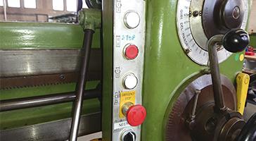 CE-ESTER - Beschermkap Lintzaagmachine