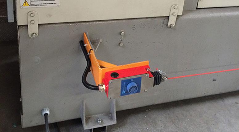 CE-ESTER - Beschermkap Walsmachine
