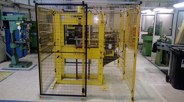 CE-ESTER - Beschermkap Werkplaatspers