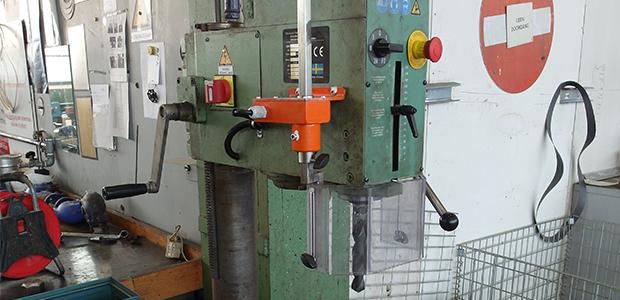 CE-ESTER - CE Markering machines - Machinebeveiliging