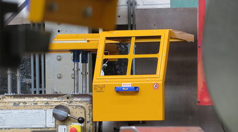 CE-ESTER - Beschermkap Draaibank - Bescherming machine