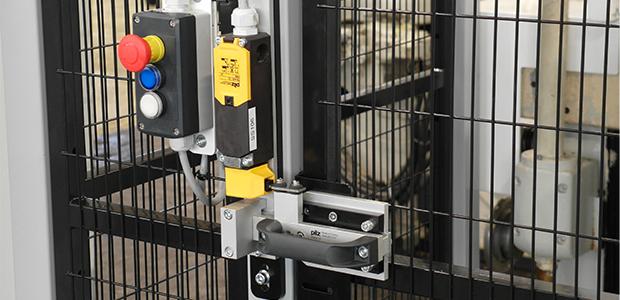 CE-ESTER - Machine afscherming - Veiligheid