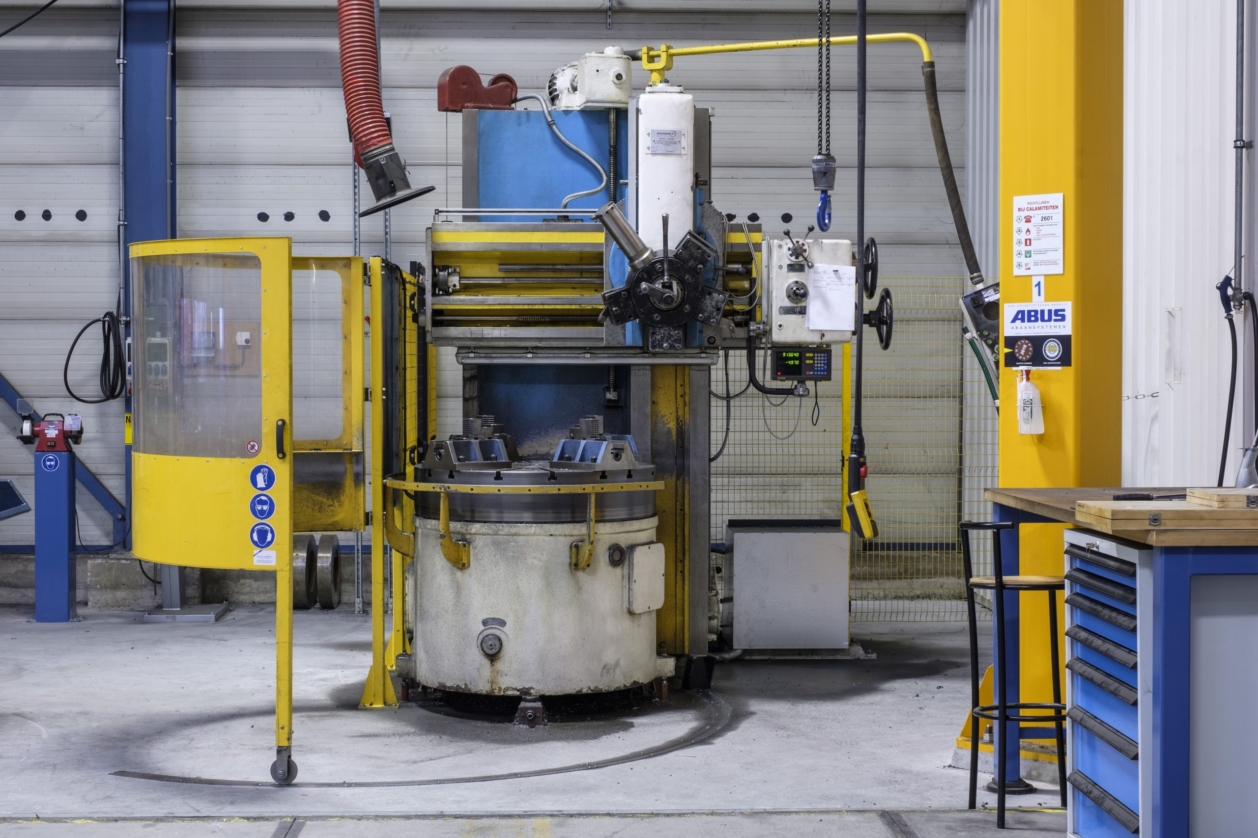 CE-ESTER -  Machineveiligheid richtlijnen - Header
