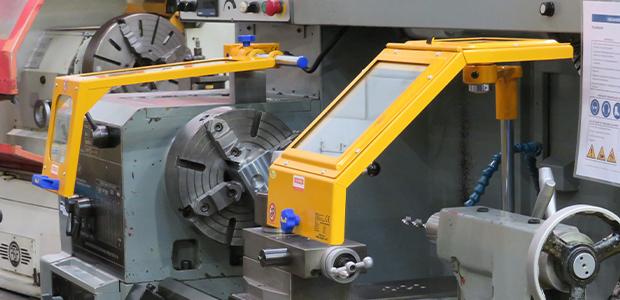 CE-ESTER - Machineveiligheid - Draaibank