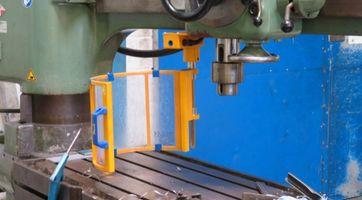CE-ESTER - Radiaalboormachine Beschermkap