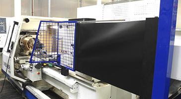 CE-ESTER - Machine afscherming - Safety Upgrade